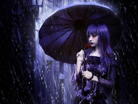 purple rain fantasy abstract background wallpapers