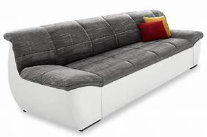 3er Sofa Günstig : 3er sofa square grau sofas zum halben preis ~ Indierocktalk.com Haus und Dekorationen