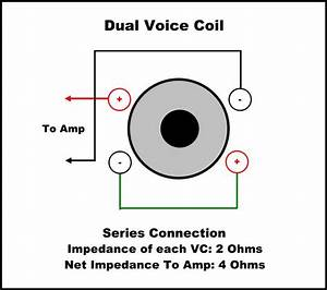 Connecting Dual  U0026 Quad Voice Coil Subwoofer Drivers To A