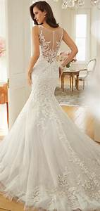 Sophia tolli 2015 bridal collection belle the magazine for Sophia tolli wedding gowns