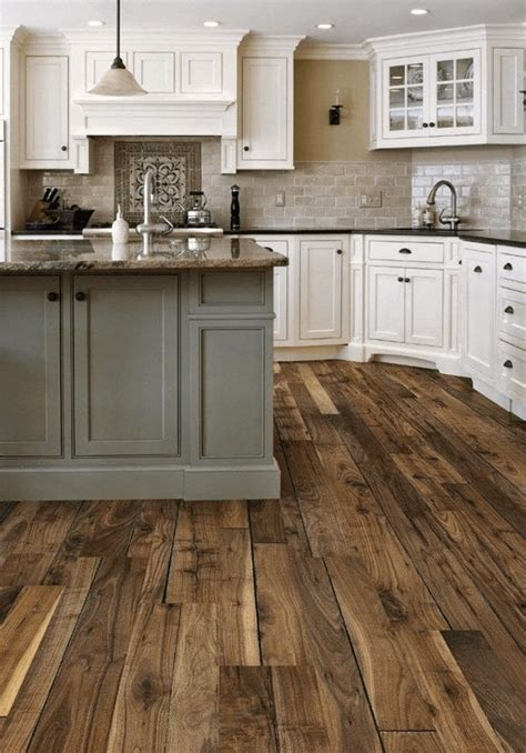 wood kitchen floor flooring of parquet boards for kitchen contry stile 1141