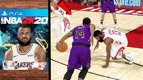 Nba 2k20 Cover! James Harden Exposed!! Nba 2k19 Mycareer