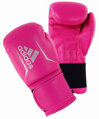 Adidas Boxing Gloves Rosa Guanti Speed