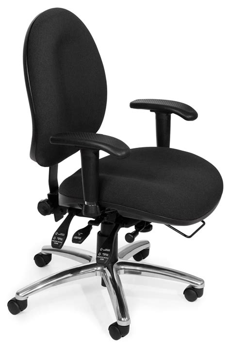 247 ofm multi shift big and chair ergonomic task