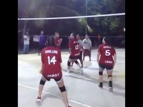 May, 2017 Marshall Islands Women 's Volleyball - YouTube