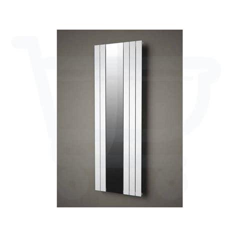 badkamer radiator spiegel plieger cavallino specchio designradiator met spiegel