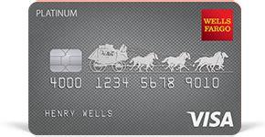 platinum visa card  interest apr credit card