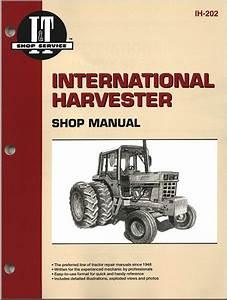 International Harvester Tractor Repair Manual By Clymer