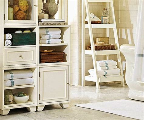 bathroom storage ideas storage ideas  towel soap