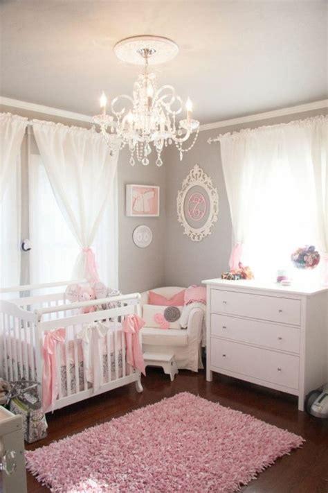 decoration pour la chambre de bebe fille diy chambre
