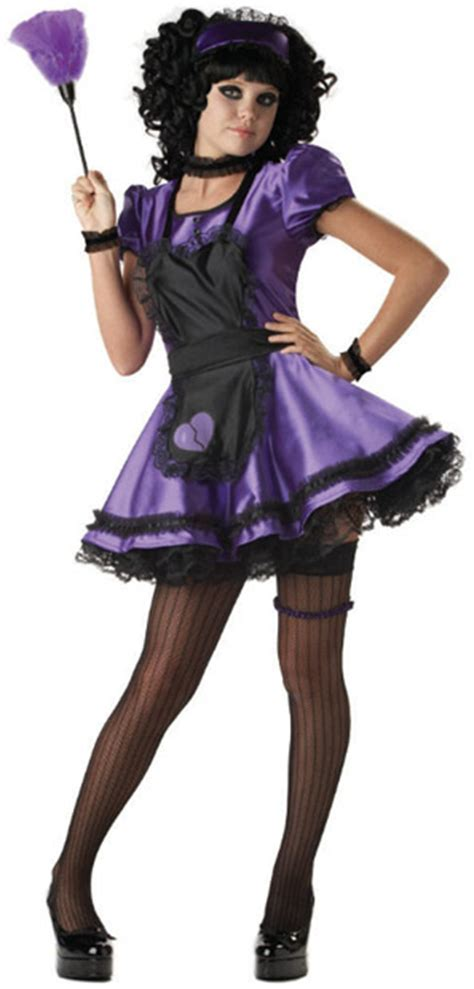 French Maid Costumes   Maid & Butler Costumes