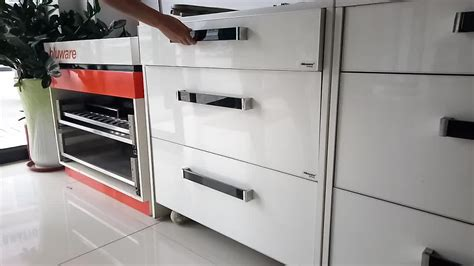 Buy Cabinet Drawers by Kitchen Cabinet Drawers Slide Soft Tandem Box Buy