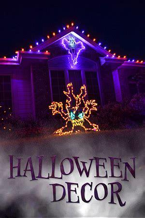 led halloween lights decor holiday bright lights