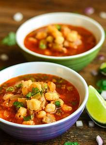 Easy Mexican Pozole (Posole)The Spice Kit Recipes