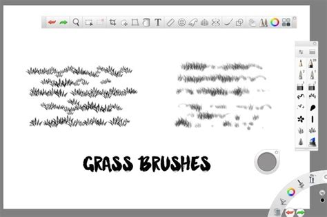foliage brushes  sketchbook pro  jrldorado  deviantart