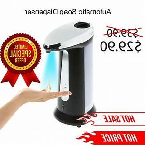 Automatic Soap Dispenser Sanitizer Wash Hands