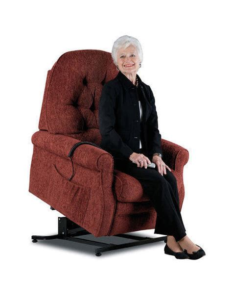 power lift recliner chair for elderly classic fabric