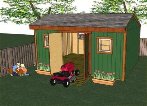 16x12 Shed Plans Free by Storage Shed Plans Shed Building Plans Diy Shed
