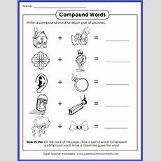 40 Best Language Arts  Super Teacher Worksheets Images On Pinterest  Teacher Worksheets