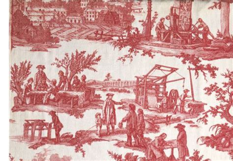 the backstory on toile