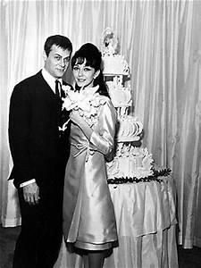 Tony Curtis and Christine Kaufmann | Hollywood love ...