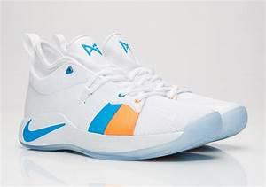 Nike Paul George The Bait II AJ2039 100 Retro Shoes