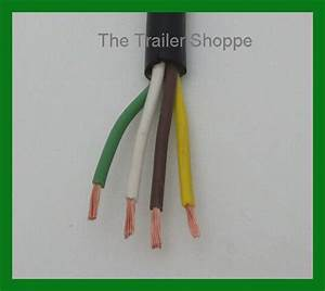 Trailer Light Cable Wiring Harness 14