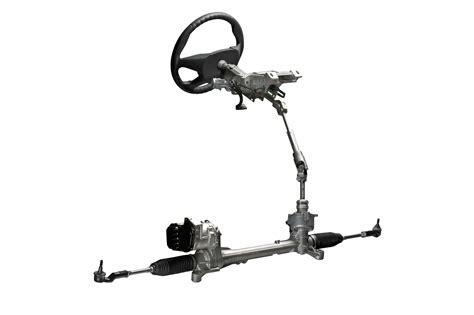 TRW explores the evolution of power steering   Garagewire