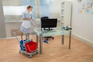 Nettoyage de bureaux avec fourniture de materiel a perols for Mise en place chariot femme de chambre
