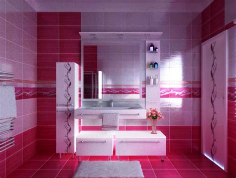 Pink Bathroom Ideas by Bathrooms Girly Bathroom Design