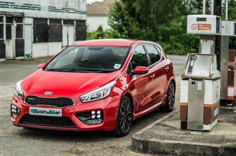 Kia Four Door by Kia Ceed Gt Review Four Door Fast Carwitter