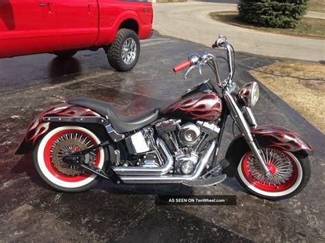 2007 Harley Davidson Softail Custom Heritage Chrome