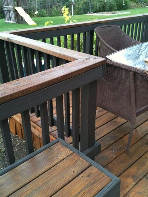 restaining a deck preparation best 25 deck stain colors ideas on deck