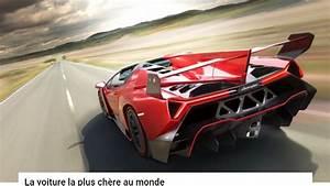 La Voiture La Moins Chère Au Monde : la voiture la plus ch re au monde ~ Gottalentnigeria.com Avis de Voitures