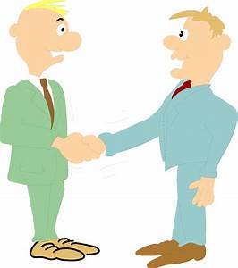 Business People Shaking Hands Clipart - Clipart Suggest
