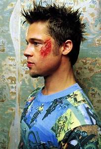 Brad Pitt's 5 Greatest Hairstyles - Hairstyles & Haircuts ...