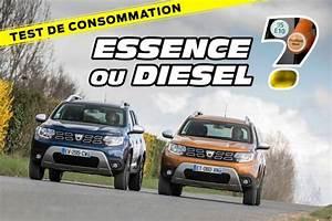 Prix Duster Essence : dacia duster tce 125 et dci 110 essence ou diesel lequel choisir l 39 argus ~ Medecine-chirurgie-esthetiques.com Avis de Voitures