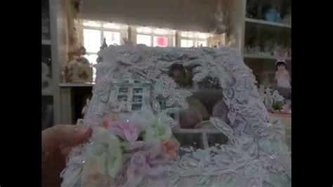 shabby chic tv show shabby chic altered box for janet 0 youtube