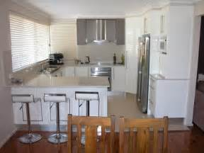 small u shaped kitchen layout ideas classic u shaped kitchen design using polished concrete
