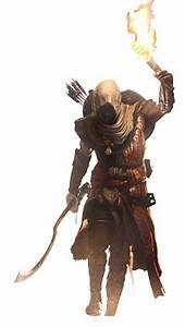 Assassin's Creed Origins Render by shirazihaa on DeviantArt