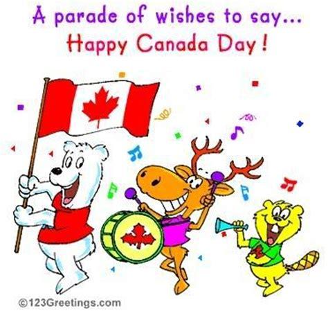 Canada Day Pictures Dominion Sayings Happy
