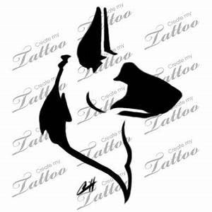 17 Best images about Tattoos on Pinterest | Tribal wolf ...