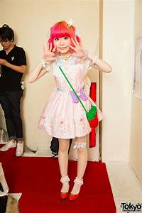 Japanese Fashion Snaps at Itazura Tokyo Magic Festival #14