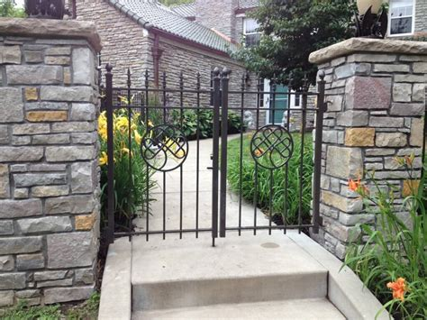 Wrought Iron Fences In St Paul, Lakeville, Woodbury, Twin