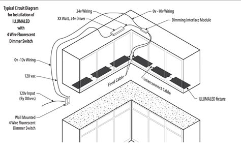 wiring diagram for cabinet lighting free