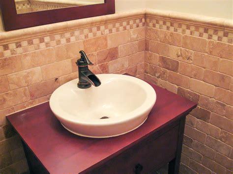 bathroom wainscoting gallery tile contractor irc tiles