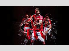 Manchester United FC 201516 Adidas Home Kit 4K Wallpapers