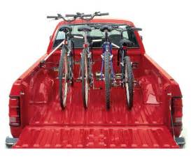 top line ug2500 2 uni grip truck bed bike rack for 2 bike