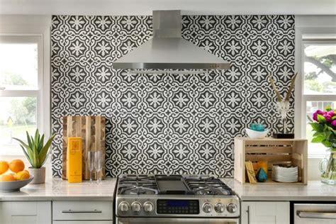cuisine cr駮le le motif carreaux de ciment dans l 39 intérieur archzine fr
