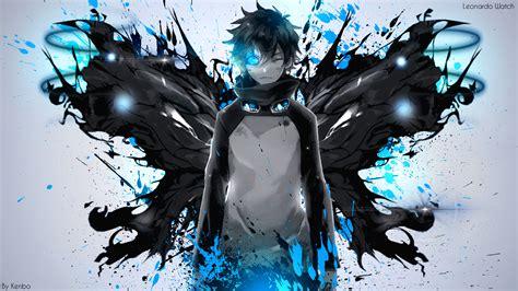 Kekkai Sensen Anime Anime Boys Blue Leonardo Watch